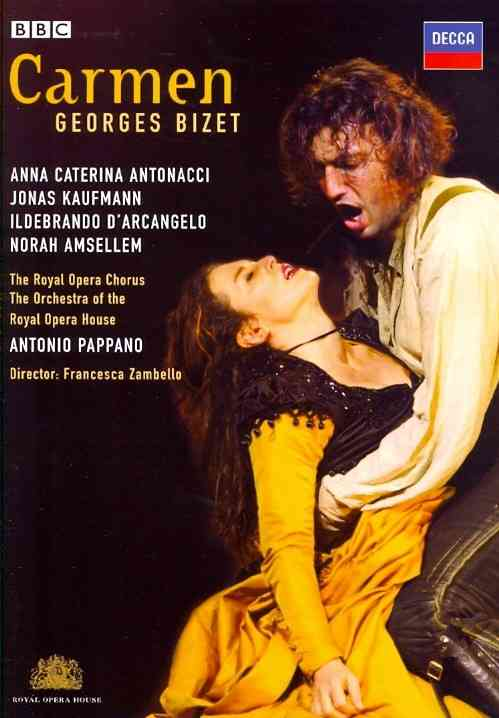 BIZET:CARMEN BY PAPPANO,ANTONIO (DVD)